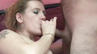 Blonde Wife Chastity Getting Fucked