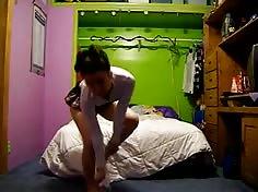 Ash In Her Bedroom (5)