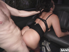 Kitten Latenight Gets Fucked By Preston Parker Doggystyle In The Bus
