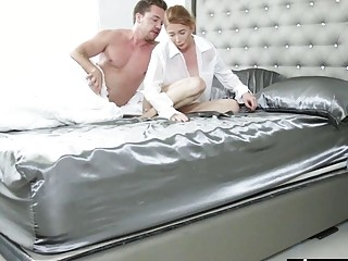 Day Full Of Sex Action Gave MILF New Anal Experience
