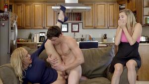 Free Porn Tube Video Involving Charming Sluts Brandi Love And Carolina Sweets – Mom Takes Charge